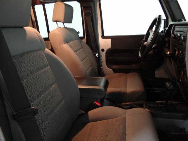 2008 Jeep Wrangler 4WD Unlimited Sahara