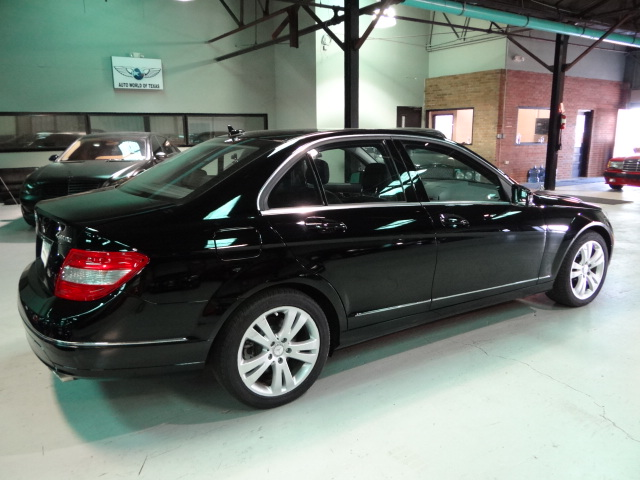 2010 Mercedes-Benz C300 4MATIC
