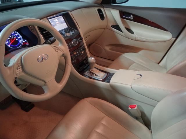 2009 Infiniti EX35 AWD