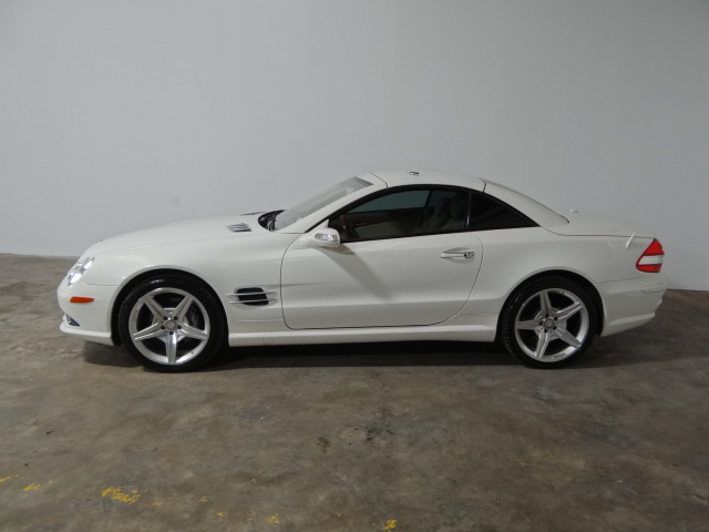 2007 Mercedes-Benz SL550 w/ Sport Package
