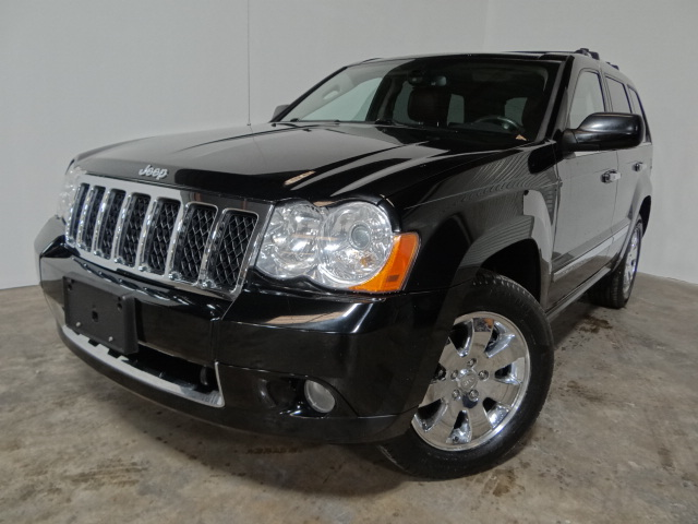 2008 Jeep Grand Cherokee 4WD Overland