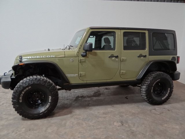 2013 Jeep Wrangler 4WD Unlimited Rubicon