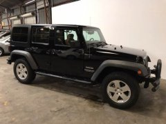 2010 Jeep Wrangler 4WD Unlimited