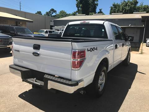 2010 2010 XLT 4x4 4dr SuperCrew Styleside 5.5 ft. SB